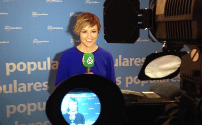 Cristina Pardo, reportera de LaSexta y autora de Los años que vivimos PPeligrosamente